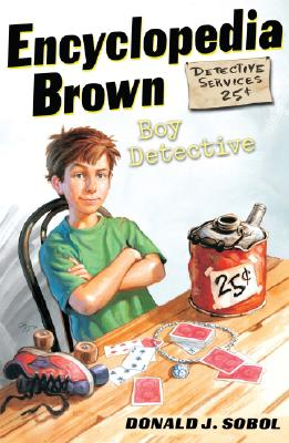 Encyclopedia Brown, Boy Detective, Sobol, Donald J.