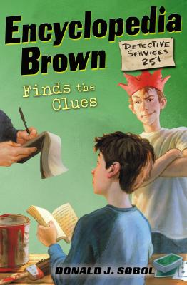 Encyclopedia Brown Finds the Clues, Sobol, Donald J.