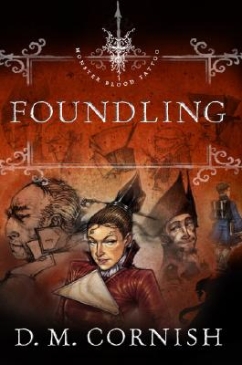 Image for Foundling (Monster Blood Tattoo Series #1)