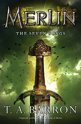 Image for The Seven Songs: Book 2 (Merlin)