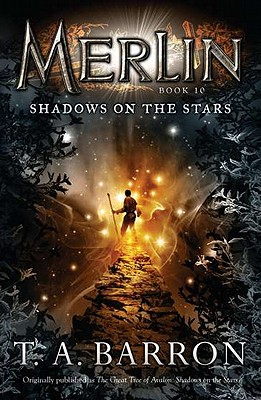 Image for Shadows on the Stars: Book 10 (Merlin Saga)