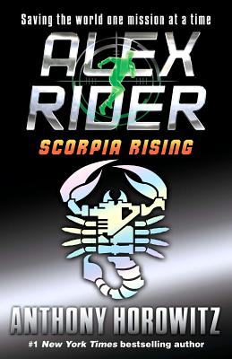 SCORPIA RISING (ALEX RIDER, NO 9), HOROWITZ, ANTHONY