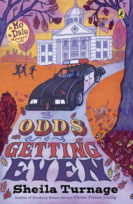 Image for ODDS OF GETTING EVEN (MO & DALE MYSTERY, NO 3)