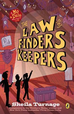 Image for LAW OF FINDERS KEEPERS (MO & DALE MYSTERY, NO 4)