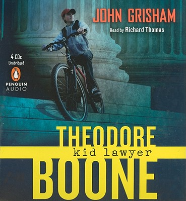 Image for Theodore Boone: Kid Lawyer - Audio