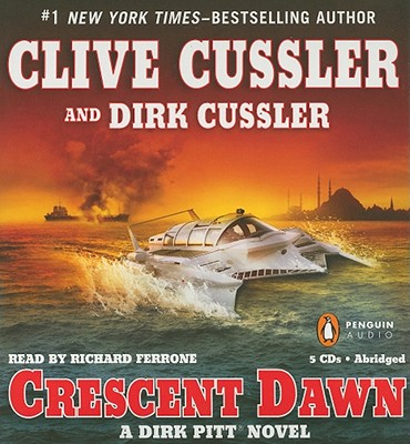 Image for Crescent Dawn (Dirk Pitt Adventure)