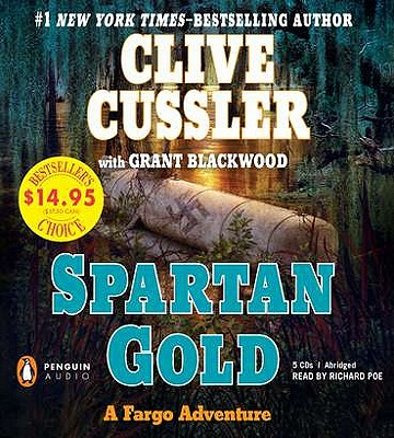 Image for Spartan Gold (A Sam and Remi Fargo Adventure)