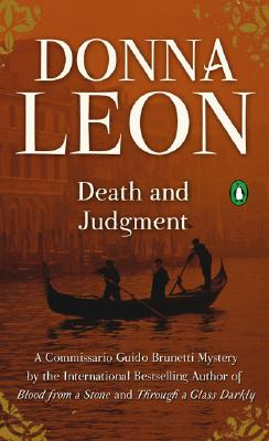 """Death and Judgment (Commissario Guido Brunetti Mysteries), """"Leon, Donna"""""""