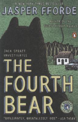 Image for The Fourth Bear: A Nursery Crime (Jack Spratt Investigates)