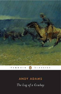 Image for The Log of a Cowboy (Penguin Classics)