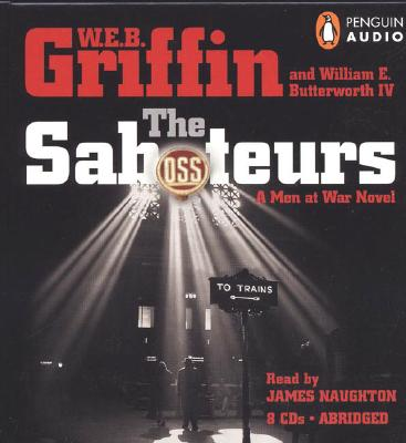 Image for The Saboteurs (Men at War)