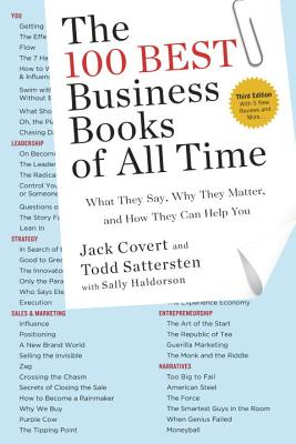 Image for 100 Best Business Books of All Time