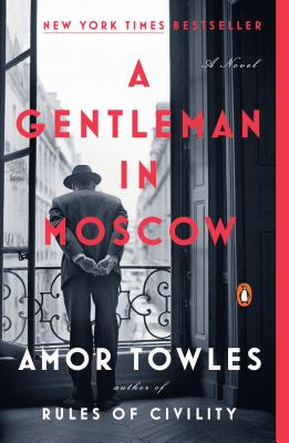 Image for GENTLEMAN IN MOSCOW