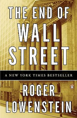 Image for End of Wall Street