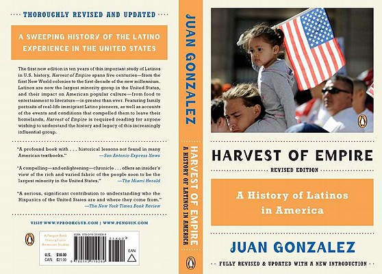 Image for Harvest Of Empire: A History Of Latinos In America