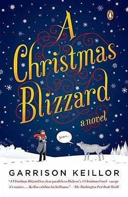 Image for A Christmas Blizzard: A Novel