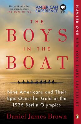Image for The Boys in the Boat: Nine Americans and Their Epic Quest for Gold at the 1936 Berlin Olympics