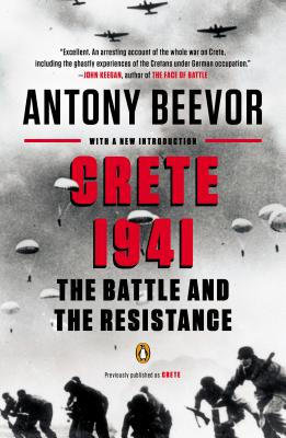 Crete 1941: The Battle and the Resistance, Beevor, Antony