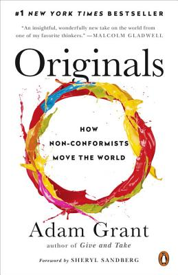 Image for Originals: How Non-Conformists Move the World