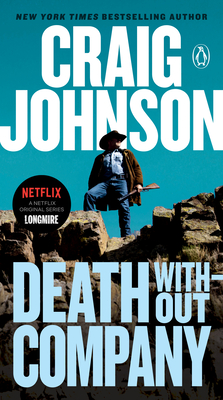 Image for Death Without Company: A Longmire Mystery (Longmire Mystery #2)