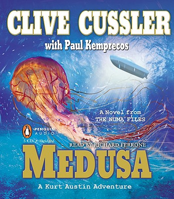 Image for Medusa (The Numa Files)