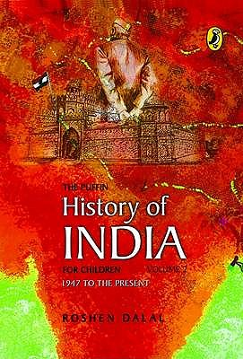 Image for The Puffin History of India for Children Vol. 2. 1947 to Present