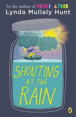 Image for SHOUTING AT THE RAIN