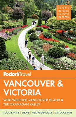 Image for Fodor's Vancouver & Victoria