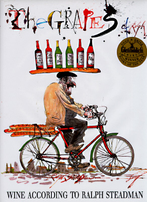 Image for Grapes of Ralph: Wine According to Ralph Steadman