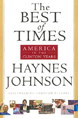 Image for The Best of Times: America in the Clinton Years