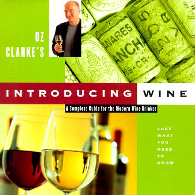 Image for Oz Clarke's introducing wine