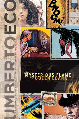 The Mysterious Flame of Queen Loana, Umberto Eco