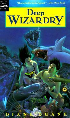Deep Wizardry (Wizardry Series), Diane Duane