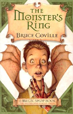 Image for The Monster's Ring: A Magic Shop Book