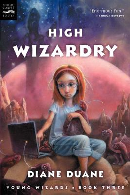Image for HIGH WIZARDRY YOUNG WIZARDS #3