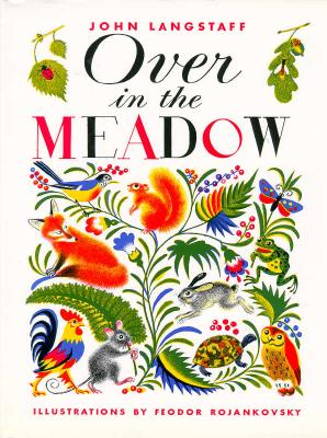 Image for Over in the Meadow - Caldecott award