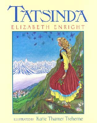 Image for Tatsinda (HBJ Contemporary Classic)