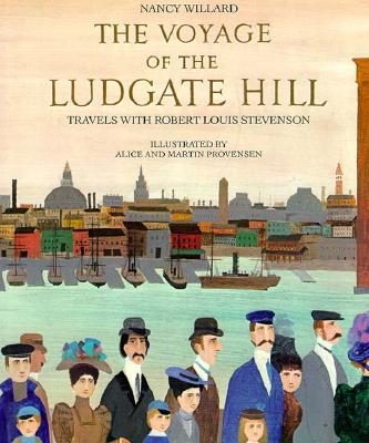 Image for The Voyage of the Ludgate Hill: Travels with Robert Louis Stevenson