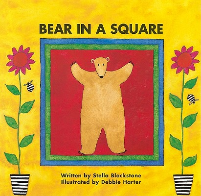 Image for Harcourt School Publishers Math: Little Book Grade K Bear In A Square