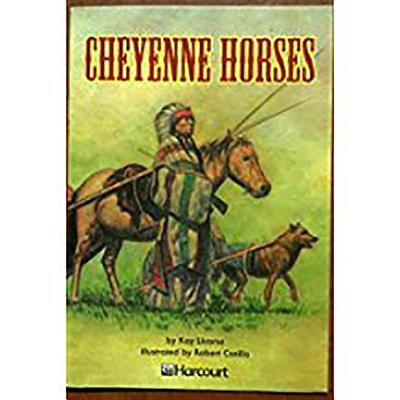 Image for Adv-Lvl: Cheyenne Horses G3 Trophies