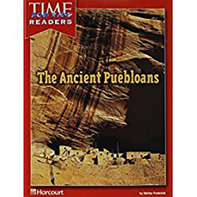 Image for Harcourt School Publishers Reflections: Time for Kids Reader Grade 5 Ancient Puebloans