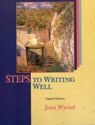 Image for Steps to Writing Well