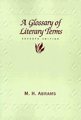 Image for Glossary of Literary Terms