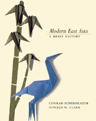 Image for Modern East Asia: A Brief History (with InfoTrac®)
