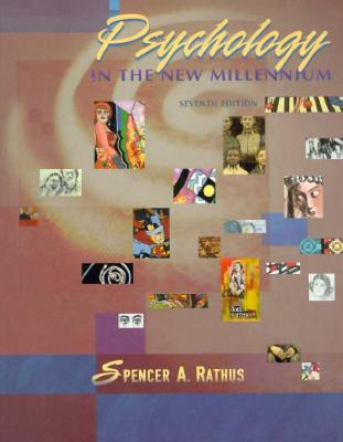 Image for PSYCHOLOGY IN THE NEW MILLENNIUM,7E