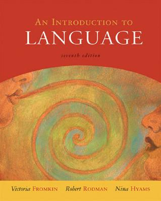 Image for An Introduction to Language