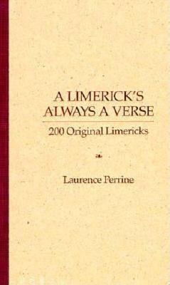 A Limericks Always a Verse, Perrine, Laurence
