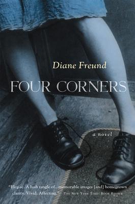 Image for Four Corners (Harvest Book);Harvest Book
