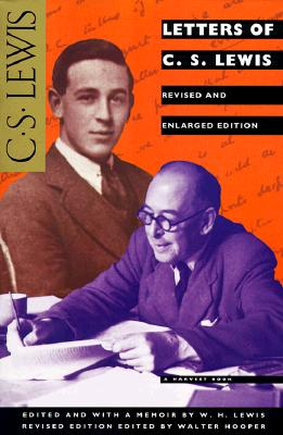 Image for Letters of C. S. Lewis (Harvest Book)