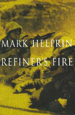 Image for REFINER'S FIRE The Life and Adventures of Marshall Pearl, a Foundling